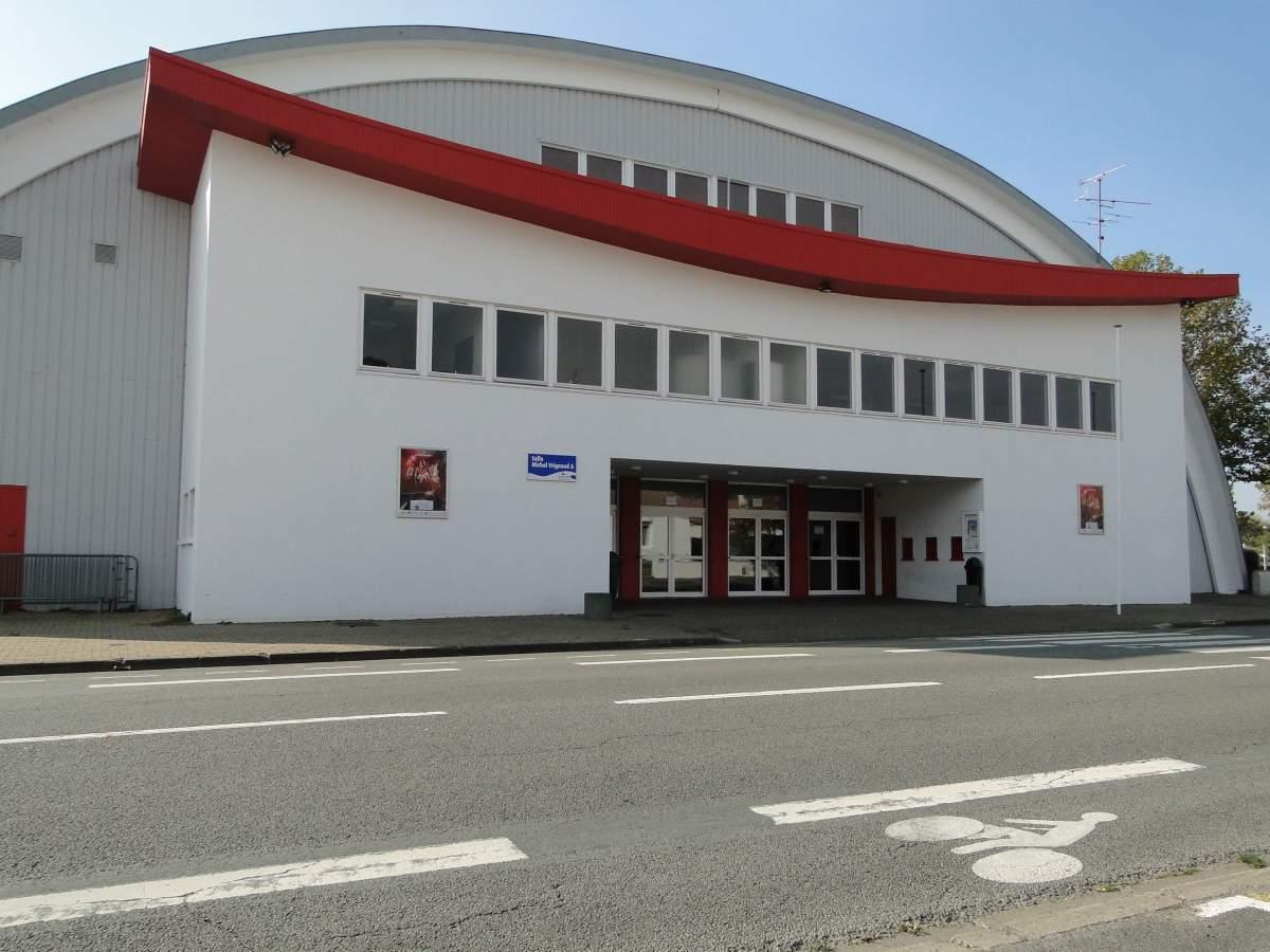 Salle De Challans M Vrignaud Club Basket Association Sportive