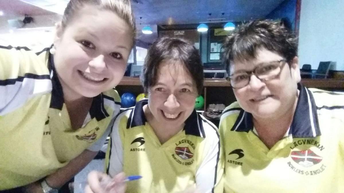 Equipe Championnat des Clubs RFS Dames 2eme journée