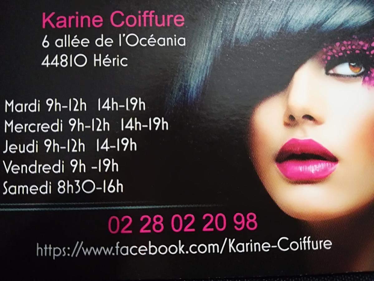 Karine Coiffure Club Handball Heric Handball Clubeo