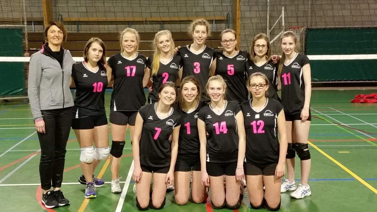 Equipe P4 Dames