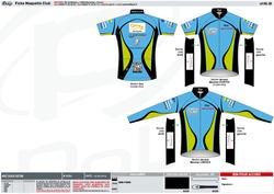 Tenues Cyclo Arquillon 2014