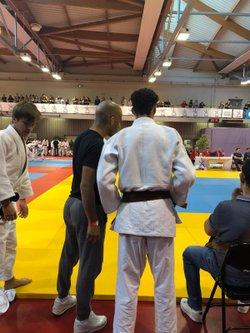 Championnats de France 2eme division cadets et championnats du monde master