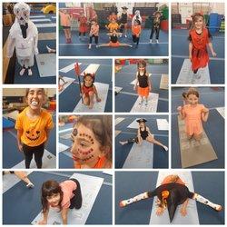 Semaine Halloween à la LSP Brest Gym