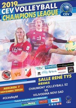 Champions League : RAS soutient le CVB 52 !