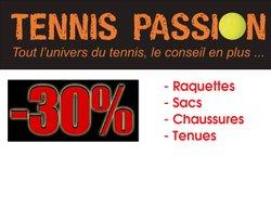 Animation : Tennis Passion le Samedi 29 Sept. au club !