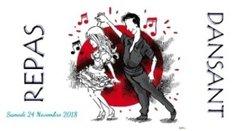 Repas Dansant Samedi 24 Novembre 2018