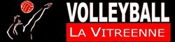 logo du club La Vitréenne Volley Ball