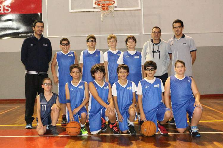 Academia Basquetebol Mini-12