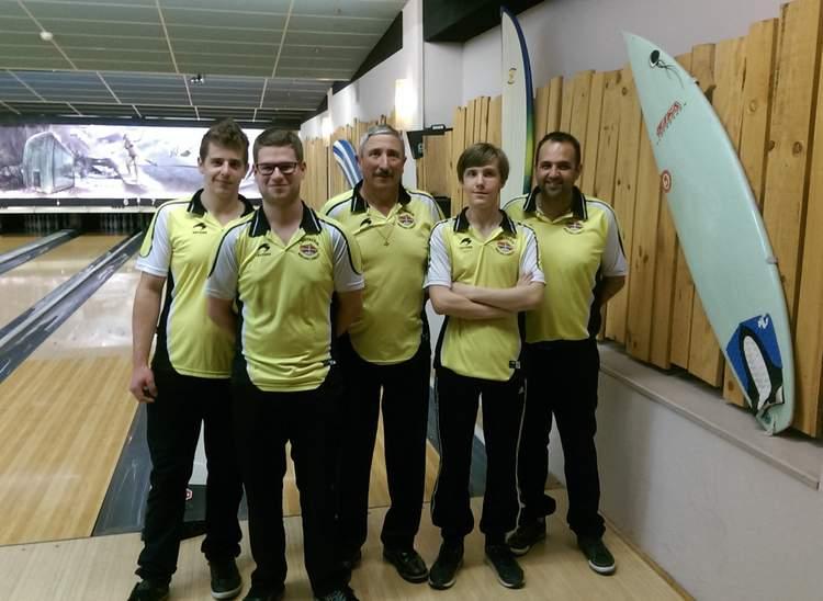 Equipe championnat des clubs R1H