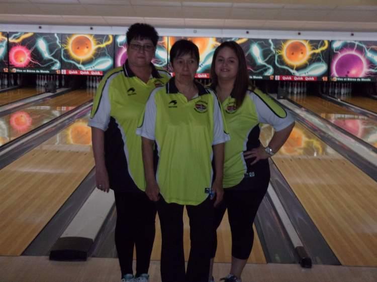 Equipe championnat des clubs RFS Dames