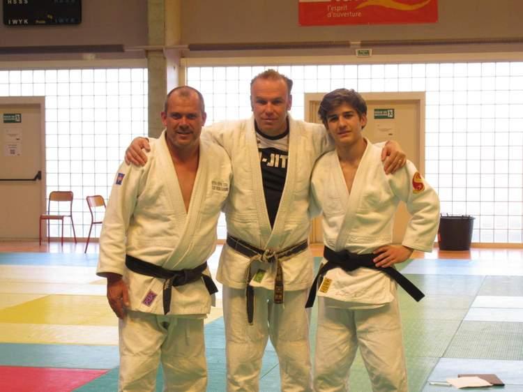 section judo collège Brassens