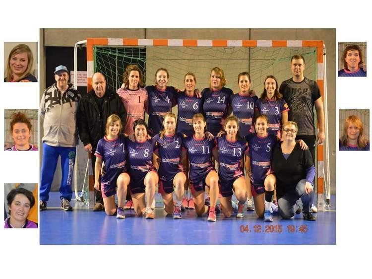 Equipe senior féminine