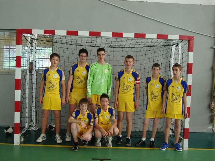 Handball Herminois -16 Masculins