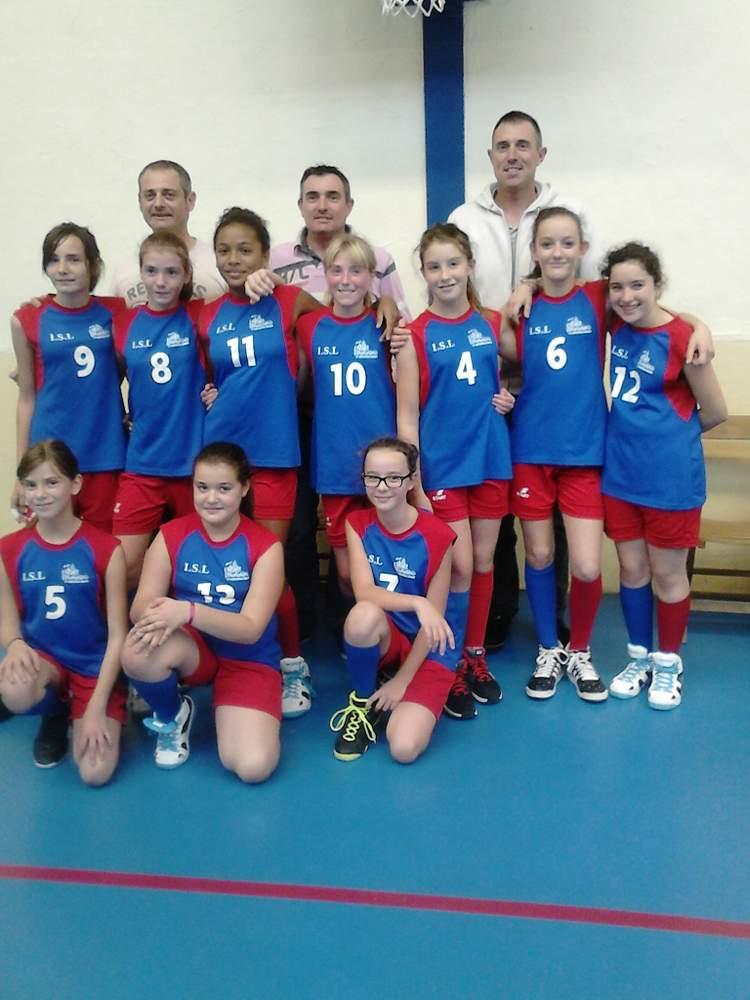 ISL Basket - Benjamines