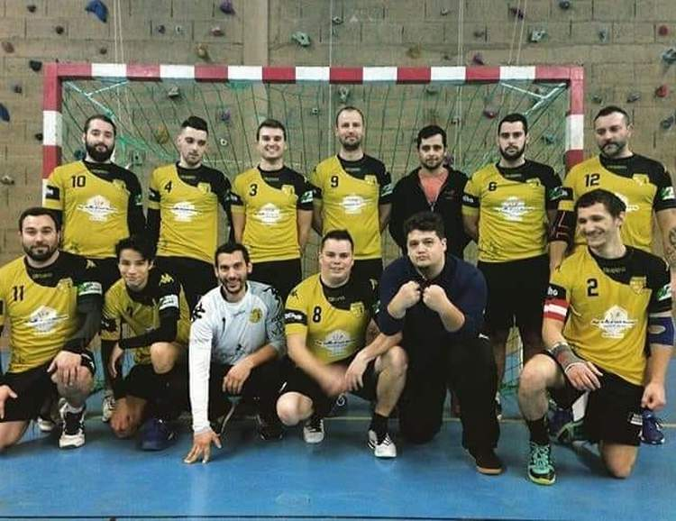 MACHECOUL HANDBALL CLUB B