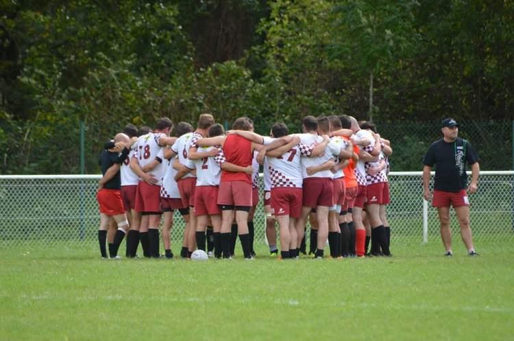 Pays de Thiers Rugby - Seniors 1