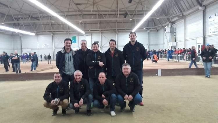 Equipe Homme 1 - 2ème Division