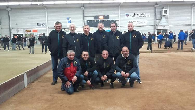 Equipe Homme 2 - 3ème Division