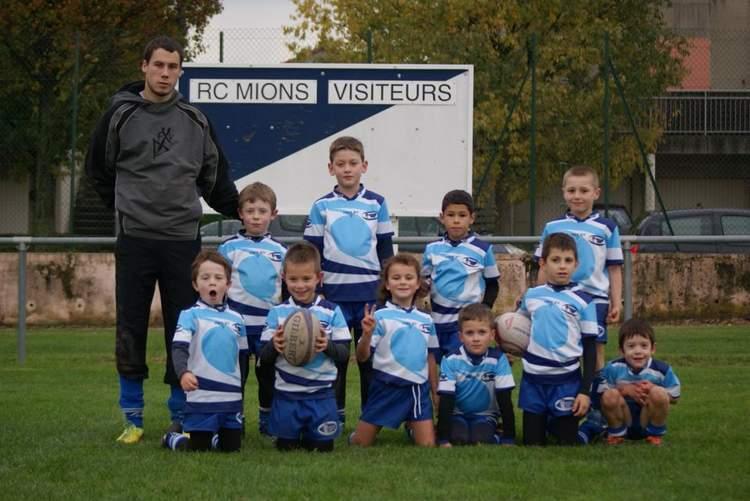 Ecole de rugby RCM