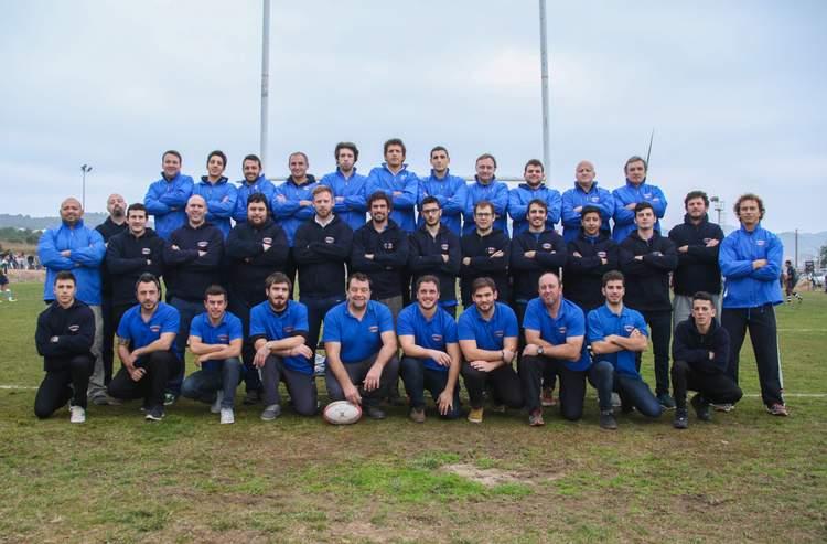 Senior Masculino Rugby Club Sitges