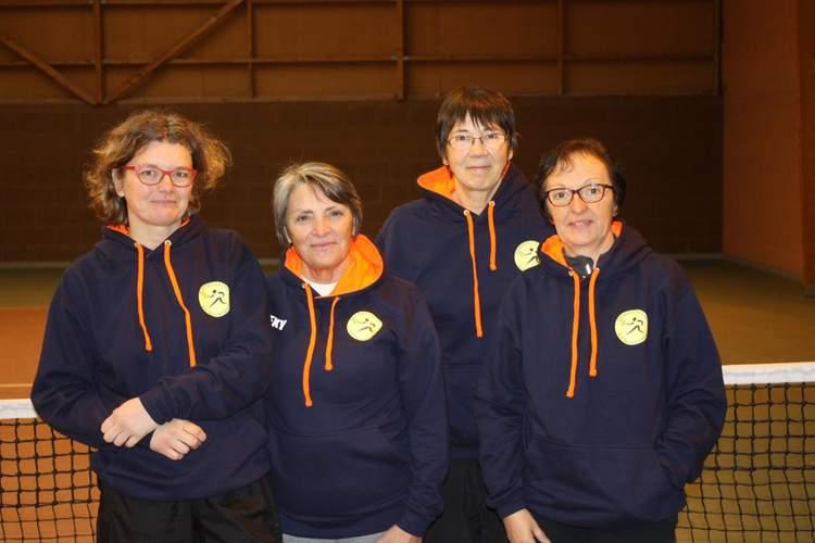 Dames 1 - Pré-Régionale - Poule A