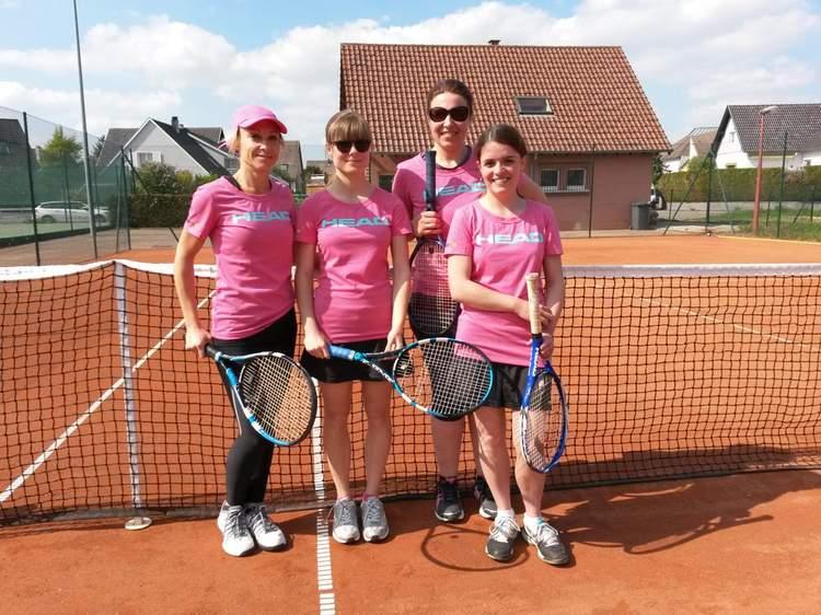 Equipe Senior Femme 1