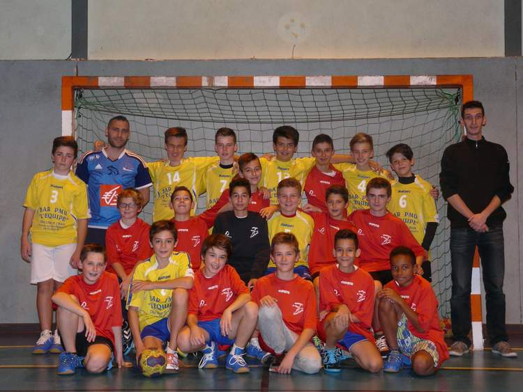 -14 ANS EQUIPE 1