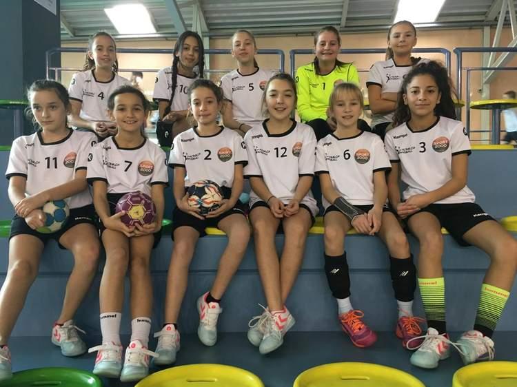Equipe Us Altkirch 13 Filles Departemental Club Handball