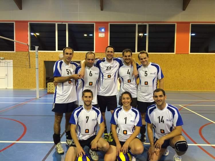 Vouillé Volley Ball