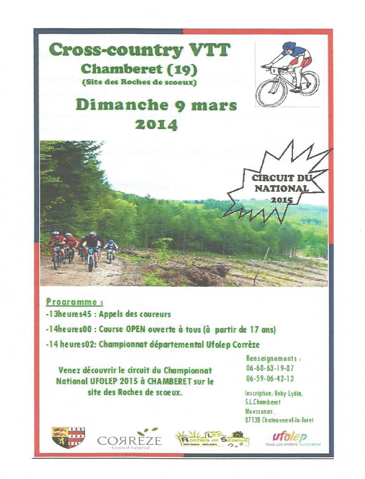 departemental vtt 2014