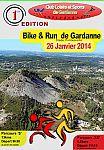 Affiche B&R Gardanne 2014