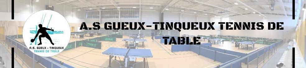 AS GUEUX TINQUEUX Tennis de Table : site officiel du club de tennis de table de Verzenay - clubeo