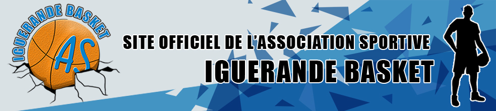 ASSOCIATION SPORTIVE IGUERANDE BASKET : site officiel du club de basket de IGUERANDE - clubeo