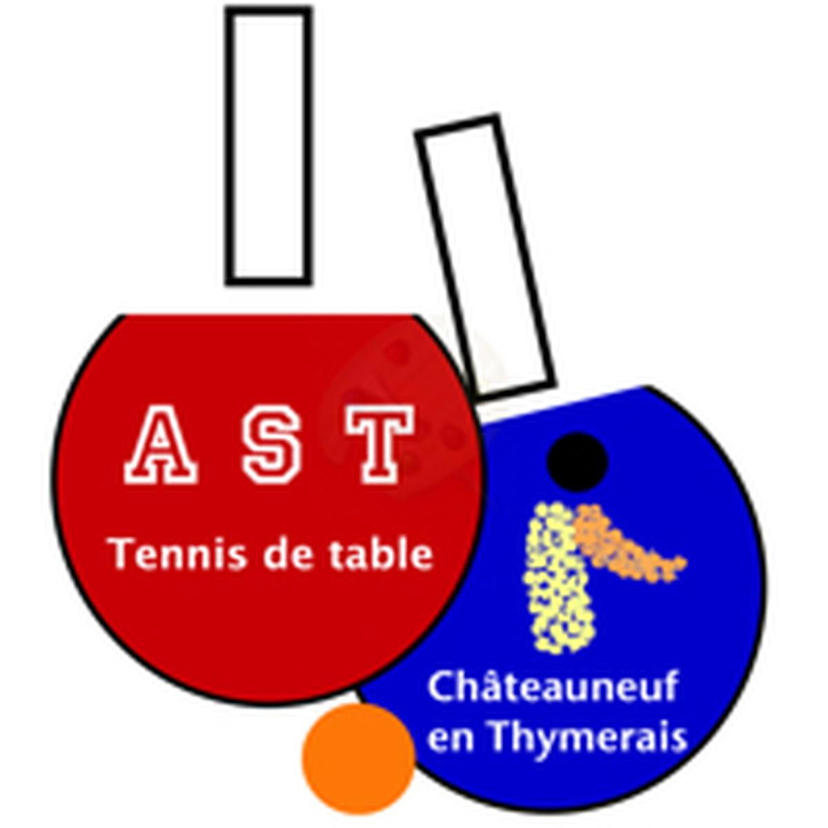 A.S.T Tennis de table - CHATEAUNEUF EN THYMERAIS