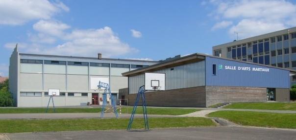 Gymnase - extérieur