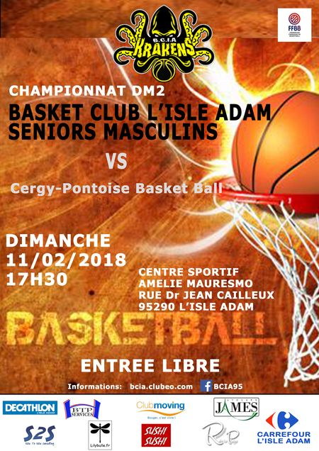 BCIA BASKET MATCH SENIORS