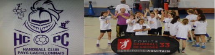 Handball Club du Pays Castillonnais : site officiel du club de handball de CASTILLON LA BATAILLE - clubeo