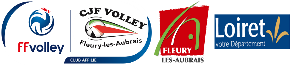 CJF FLEURY LES AUBRAIS VOLLEY : site officiel du club de volley-ball de fleury les aubrais - clubeo