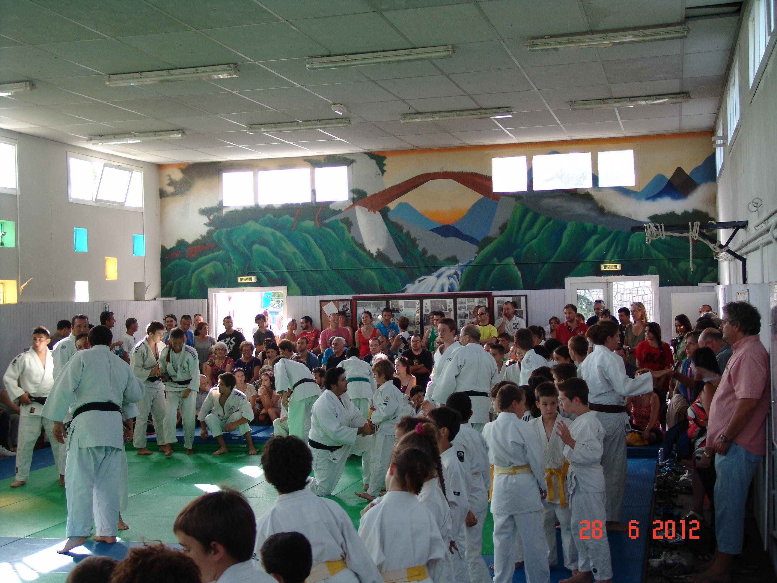 fete judo juin 2012