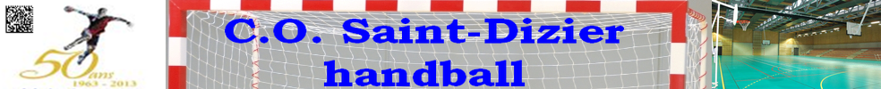 C.O. Saint-Dizier Handball : site officiel du club de handball de ST DIZIER - clubeo