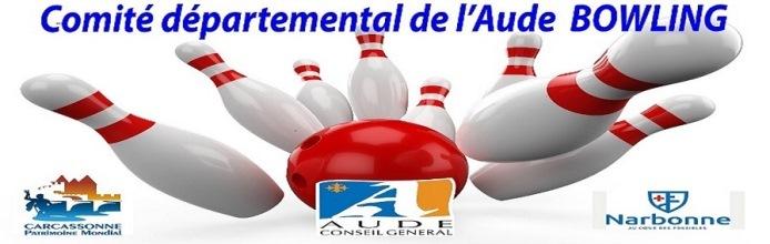 comité departemental de l'aude bowling : site officiel du club de bowling de Carcassonne - clubeo