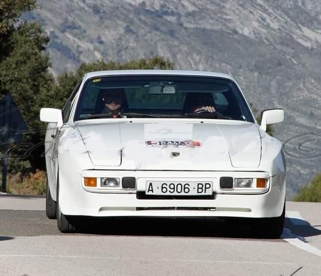 Porsche 944 - 2494 cc - 1986