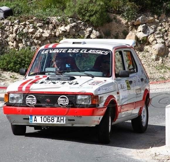 Seat Fura II - 903 cc -1983