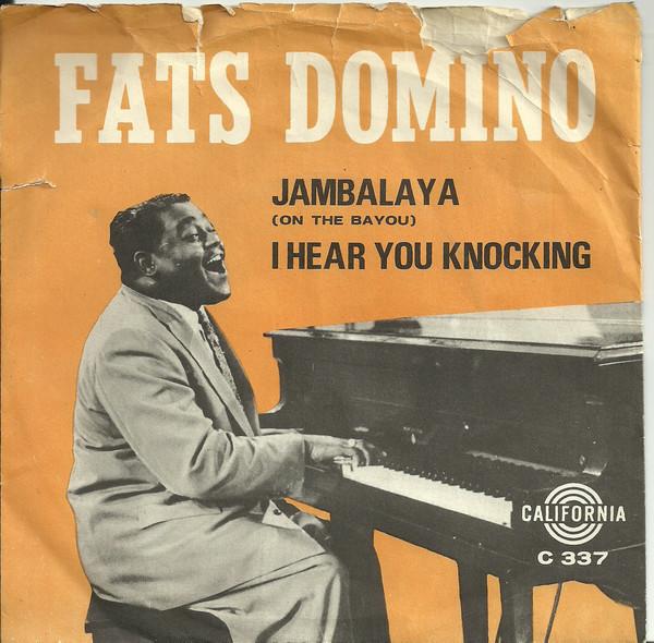 Fats Domino I Hear You Knocking
