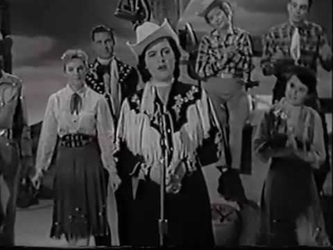 """""""Tex Ritter's Ranch Party"""" in 1957"""