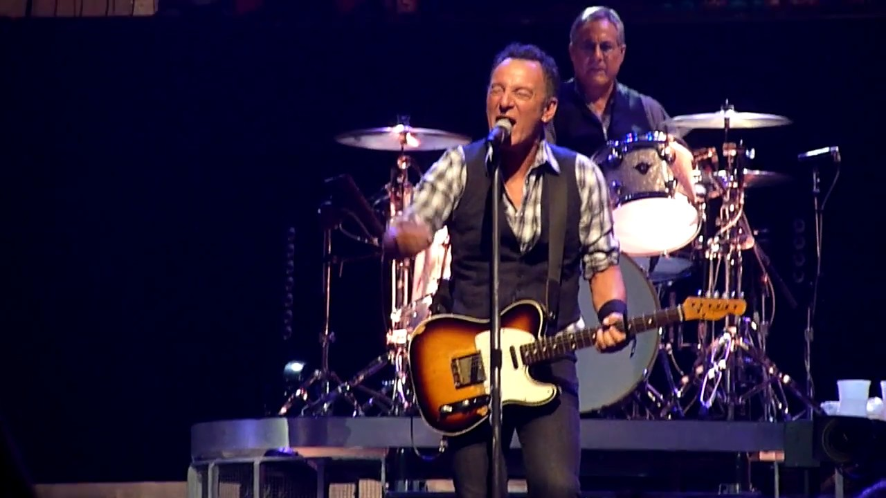 Bruce Springsteen - American Land