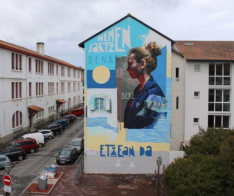SEBAS VELASCO STREET ART