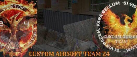 Custom airsoft team : site officiel du club de tir sportif de RIBERAC - clubeo