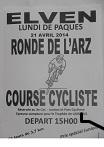 RONDE DE L'ARZ 2014
