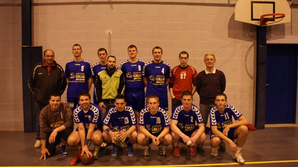 Menuiserie Collin Club Handball Faec Clermont En Argonne Clubeo